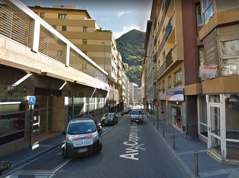 Second commercial line for rent in Escaldes-Engordany